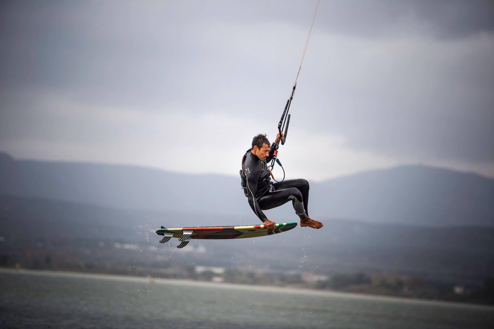 kite surf activité nautique